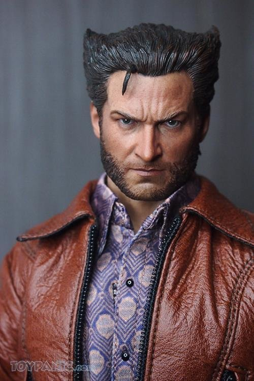 The Best Wolverine Hairstyle And Beard Hair Pictures