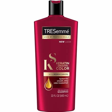 The Best Keratin Smooth Color Shampoo Tresemme Pictures