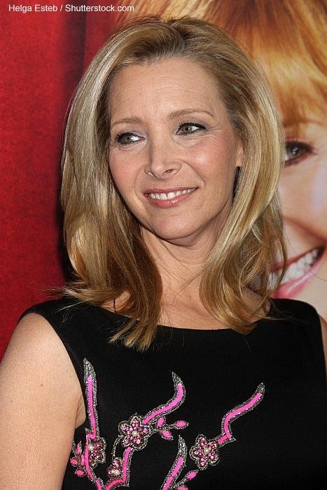 The Best Lisa Kudrow Hairstyles Pictures