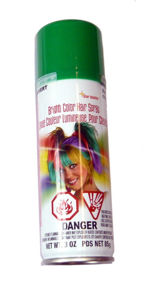 The Best Temporary Hair Color Spray Assorted Colors Hairspray 911 Costume911 Costume Pictures