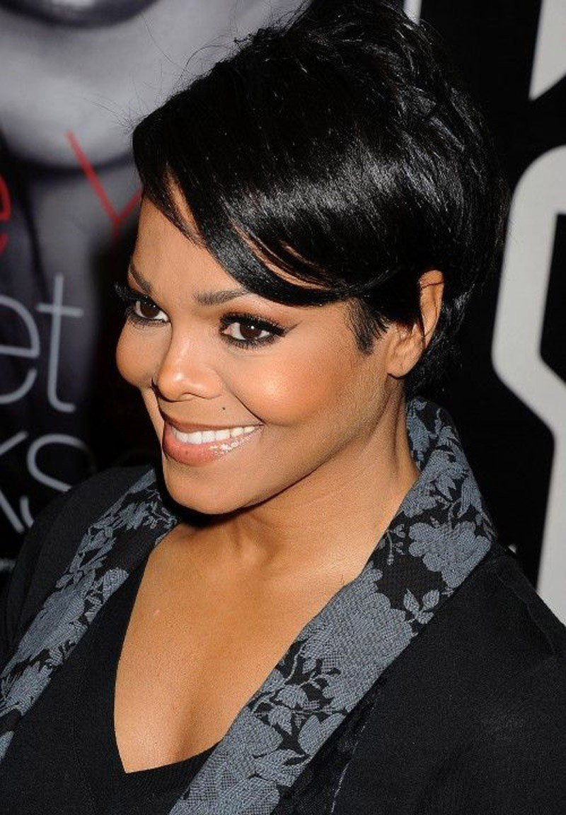 The Best 5 Beautiful Short Haircuts Oval Faces African American Pictures
