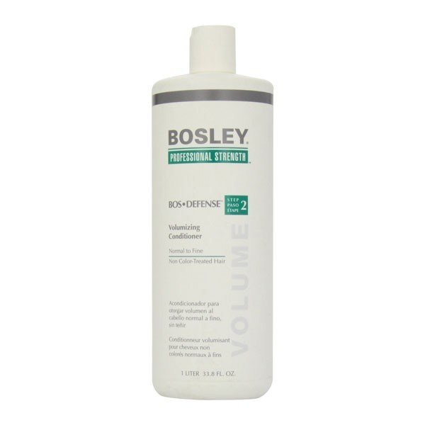 The Best Bosley Bos Defense Volumizing Conditioner For Non Color Pictures