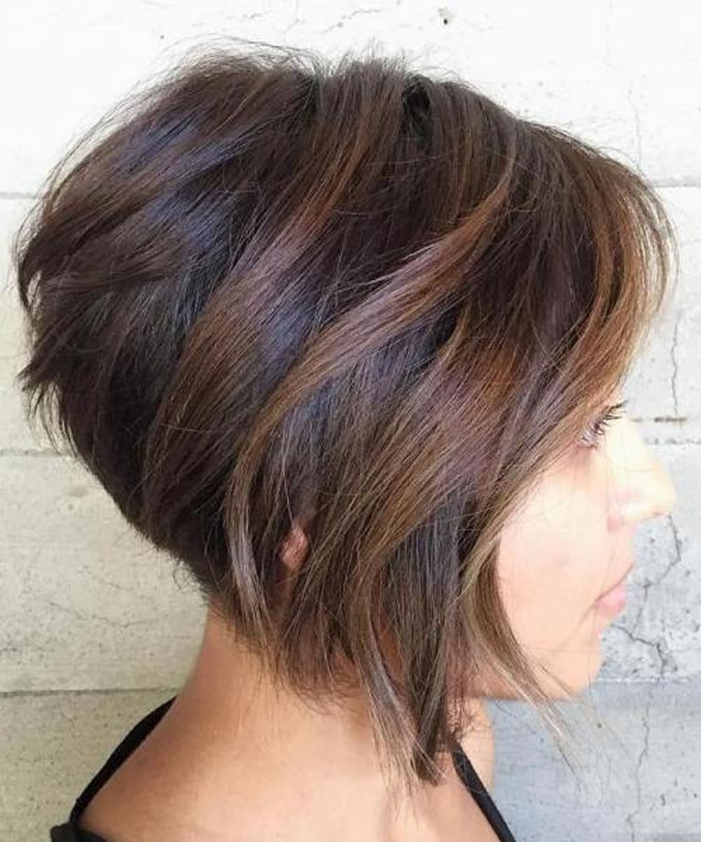 The Best Short Layered Hairstyles 2018 For Women Who Love Short Pictures