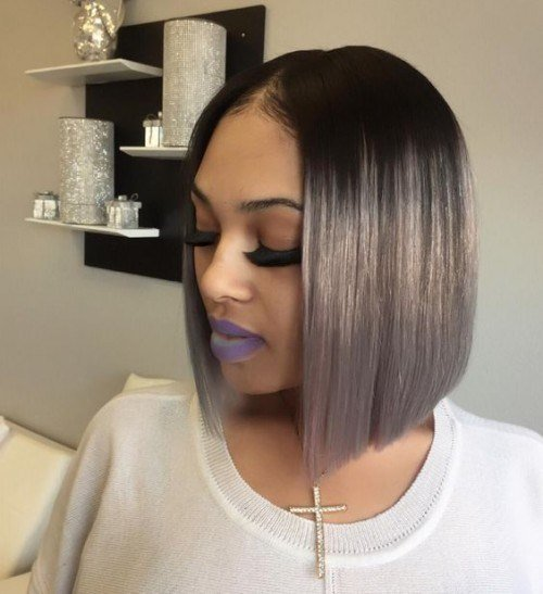 The Best 40 Bob Hairstyles For Black Women 2017 Herinterest Com Pictures