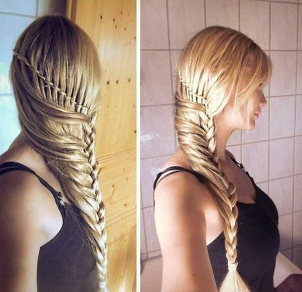 The Best How To Make Stylish Side Braid Hairstyle Pictures
