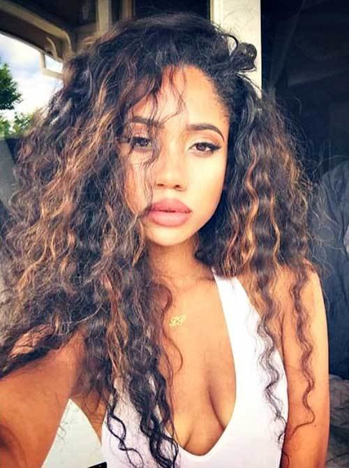 The Best 20 Pretty Black Girls With Long Hair Hairstyles And Pictures