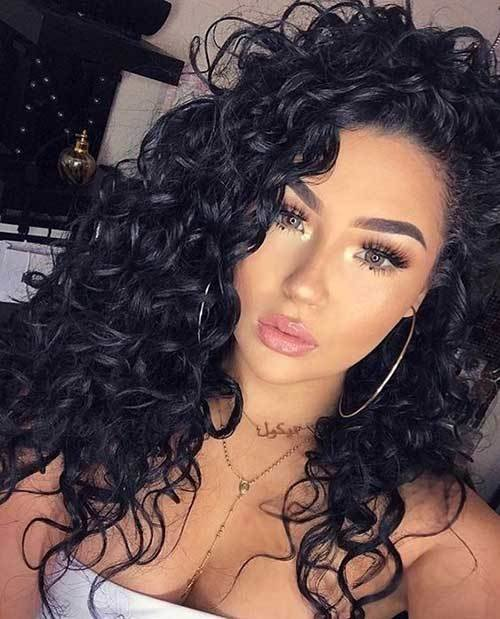 The Best Best Long Curly Hairstyles For Women 2019 Hairstyles And Haircuts Lovely Hairstyles Com Pictures