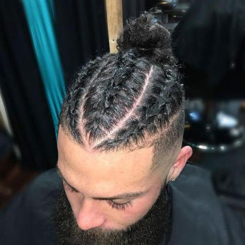 The Best Braids For Men The Man Braid 2019 Men S Haircuts Pictures