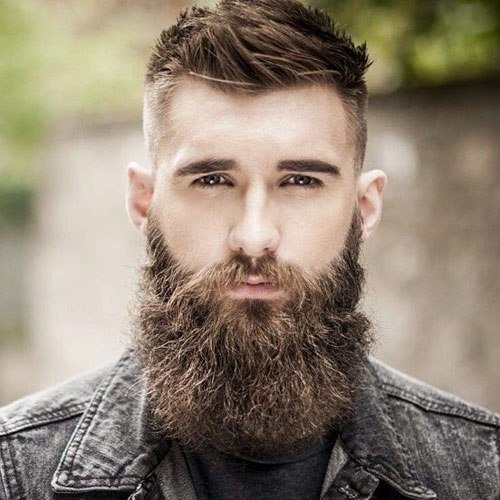 The Best Top 23 Beard Styles For Men In 2019 Men S Haircuts Pictures