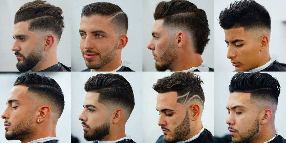 The Best Haircut Names For Men Types Of Haircuts 2019 Men S Pictures