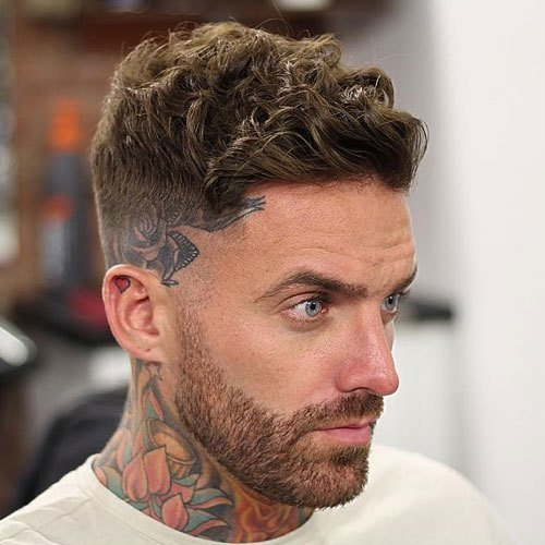 The Best 50 Best Curly Hairstyles Haircuts For Men 2019 Guide Pictures
