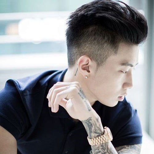 The Best 50 Best Asian Hairstyles For Men 2019 Guide Pictures