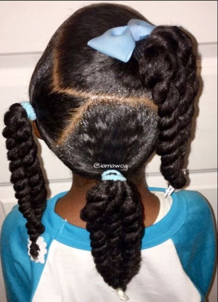 The Best Best 14 African American Toddler Ponytail Hairstyles New Pictures