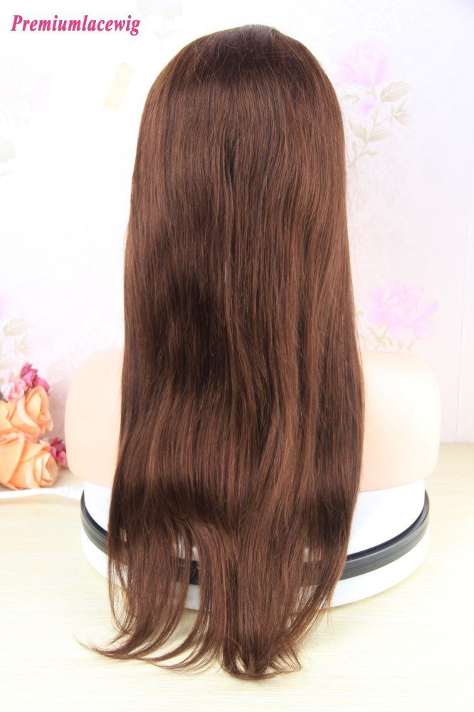 The Best 20 Inch Brazilian Straight Hair 360 Lace Frontal Wigs With Pictures