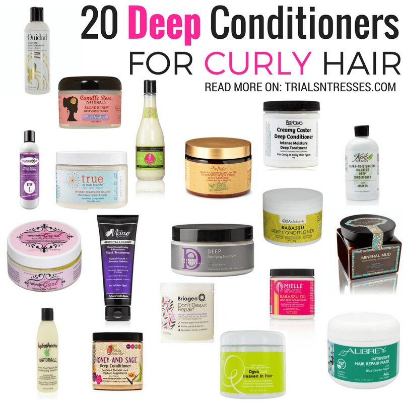 The Best 20 Best Deep Conditioners For Curly Hair Trials N Tresses Pictures