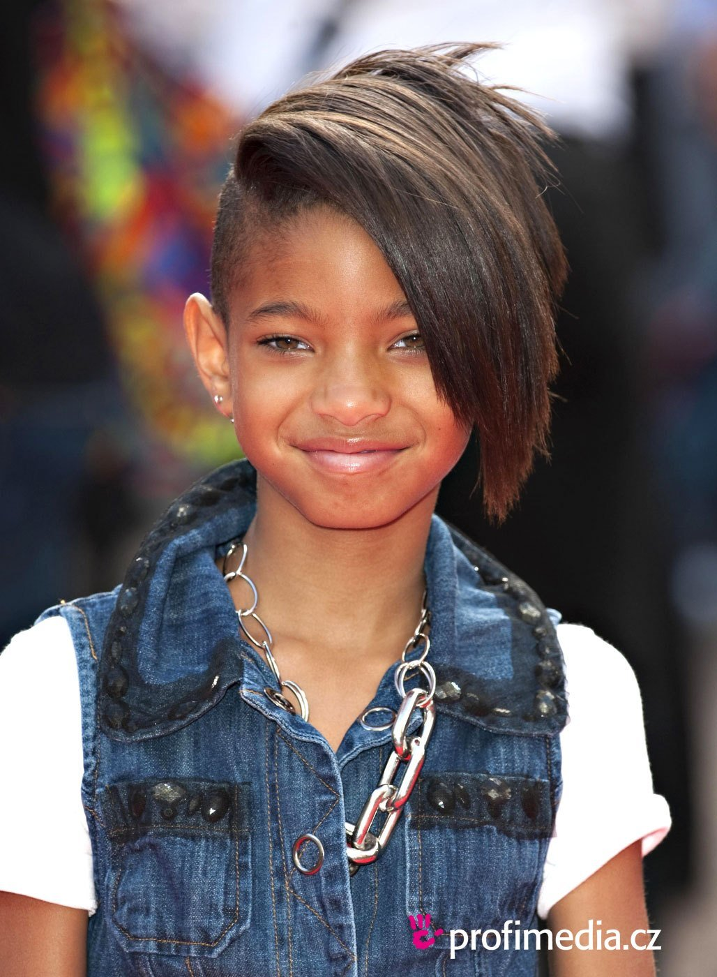 The Best 25 Willow Smith Hairstyles Which Look Perfect Slodive Pictures