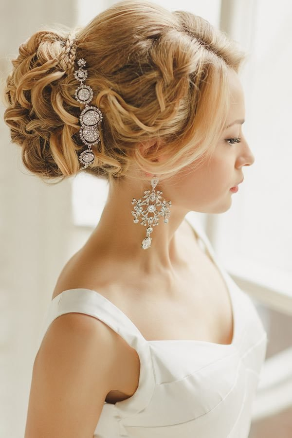 The Best The Most Beautiful Wedding Hairstyles To Inspire You Pictures