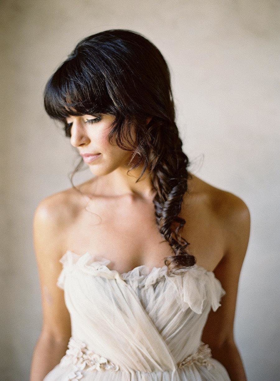 The Best Style Ideas 21 Modern Wedding Hairstyles Modwedding Pictures