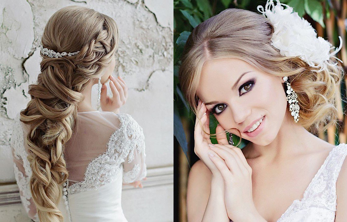 The Best Styleish And Sophisticated Wedding Hairstyles Modwedding Pictures