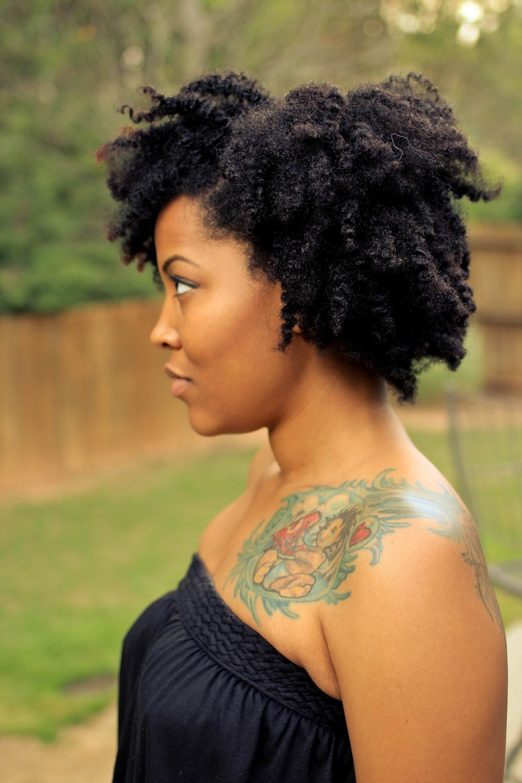 The Best 20 Natural Hairstyles At Every Stage Magment Pictures