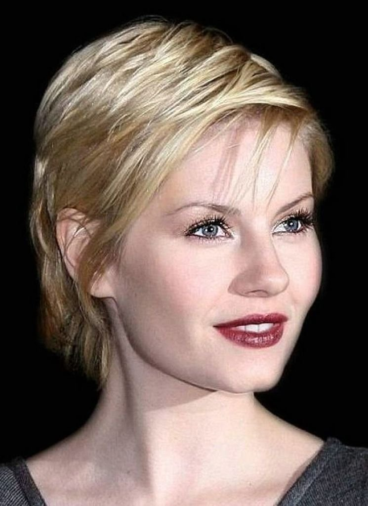 The Best 43 Short Hairstyles For Round Faces Inspiration Magment Pictures