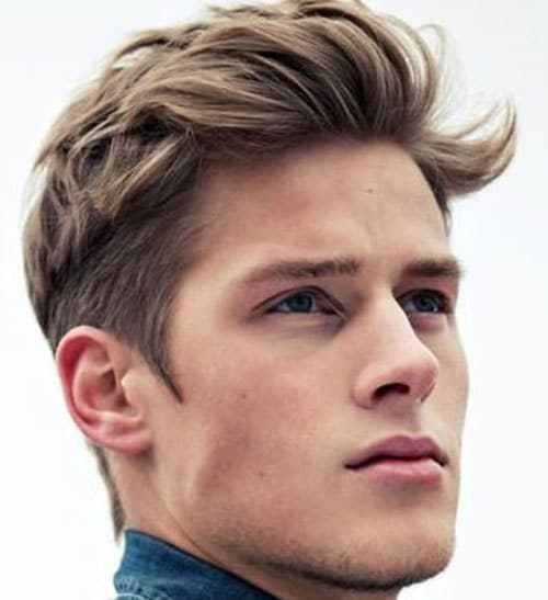 The Best 43 Medium Length Hairstyles For Men Men S Hairstyles Haircuts 2017 Pictures