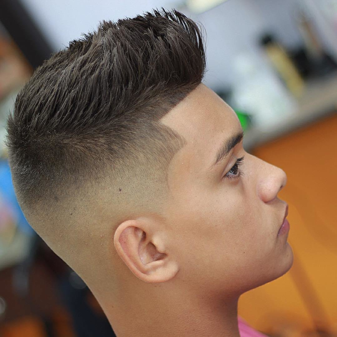 The Best 49 Cool Short Hairstyles Haircuts For Men 2017 Guide Pictures
