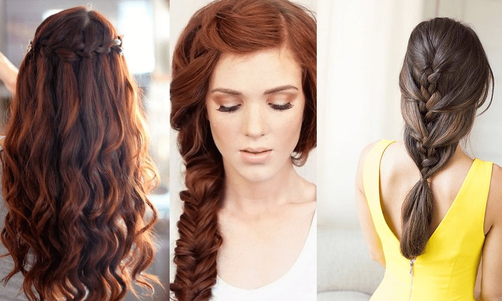 The Best Braided Or Plaited Hair Styles Are An Easy Way To Dress Up Pictures