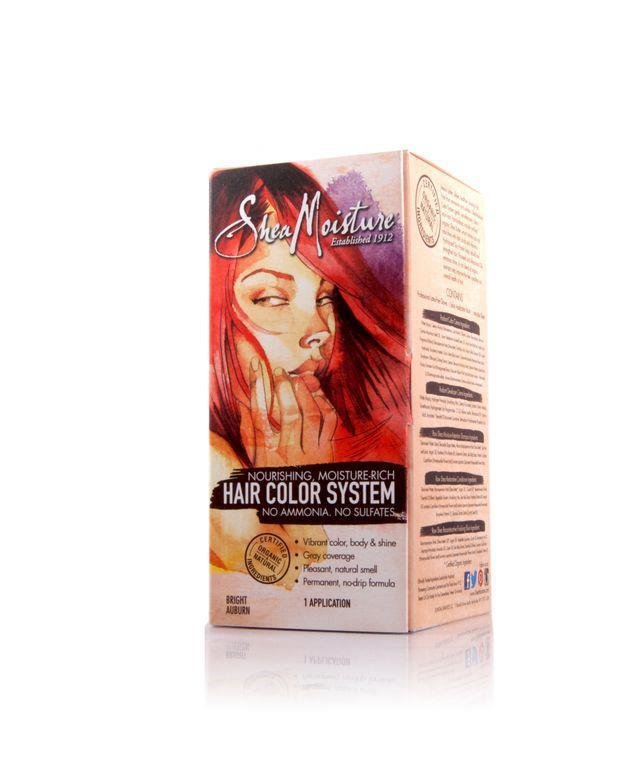 The Best Sheamoisture Ammonia Free Hair Color System Natural Hair Rules Pictures