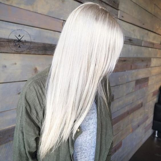 The Best 21 Extraordinary Icy Platinum Hair Color Ideas 2016 – 2017 Pictures