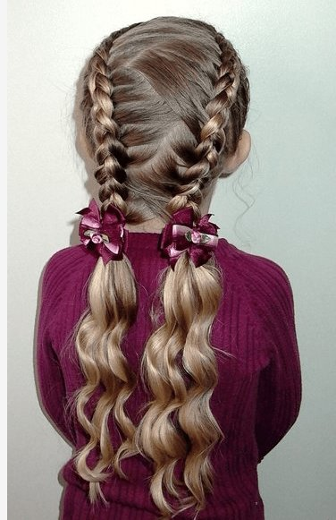 The Best French Braid Hairstyles 2014 How To Do A French Braid Pictures