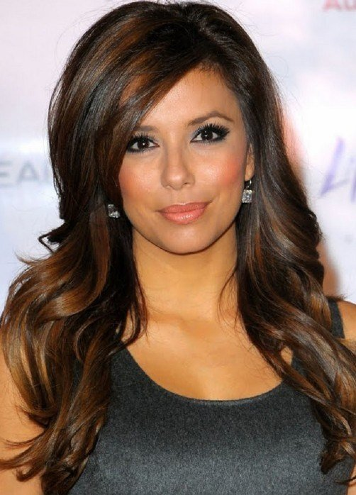 The Best Trendy Highlights For Brunette Hair Gorgeous Brunette Pictures
