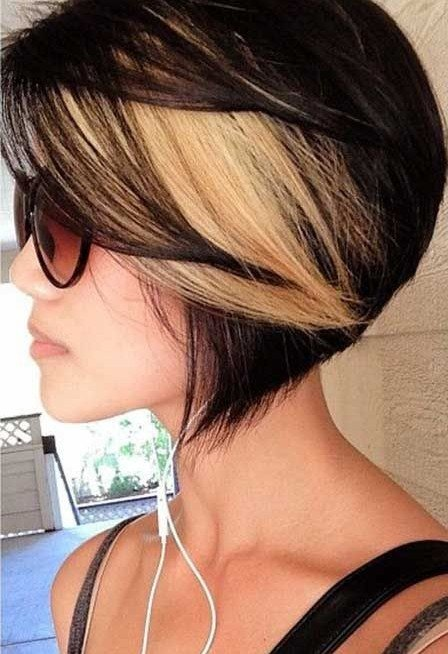 The Best Black Hair With Blonde Highlights For 2019 Hairstyles Pictures