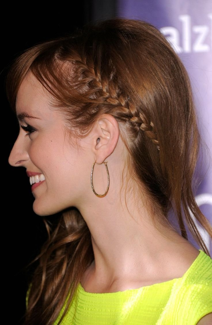 The Best 13 Beautiful Easy Braided Hairstyles Pretty Designs Pictures