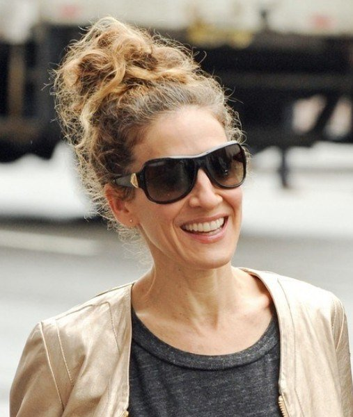 The Best 23 Sarah Jessica Parker Hairstyles Celebrity Sarah Jessica Pictures