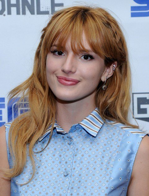 The Best 36 Bella Thorne Hairstyles Bella Thorne Hair Pictures