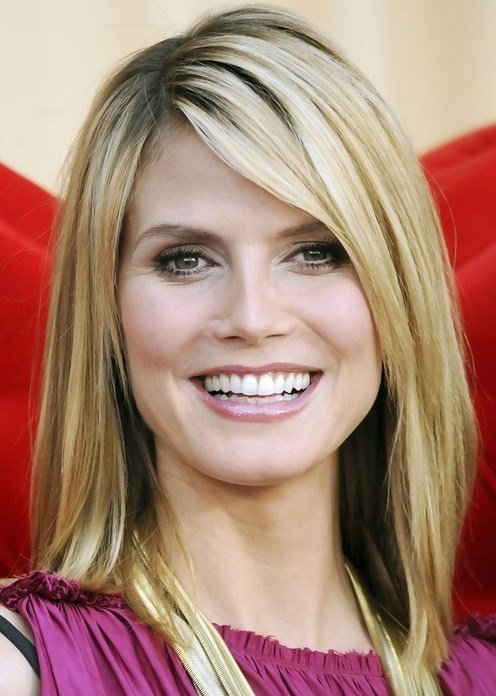 The Best 28 Heidi Klum Hairstyles Heidi Klum Hair Pictures Pretty Designs Pictures