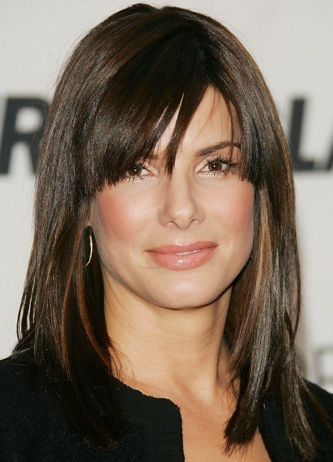 The Best 25 Sandra Bullock Hairstyles Sandra Bullock Hair Pictures Pretty Designs Pictures