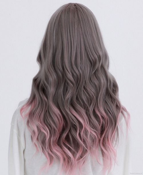 The Best Colored Hairstyles You Must Try For The Season Pretty Pictures