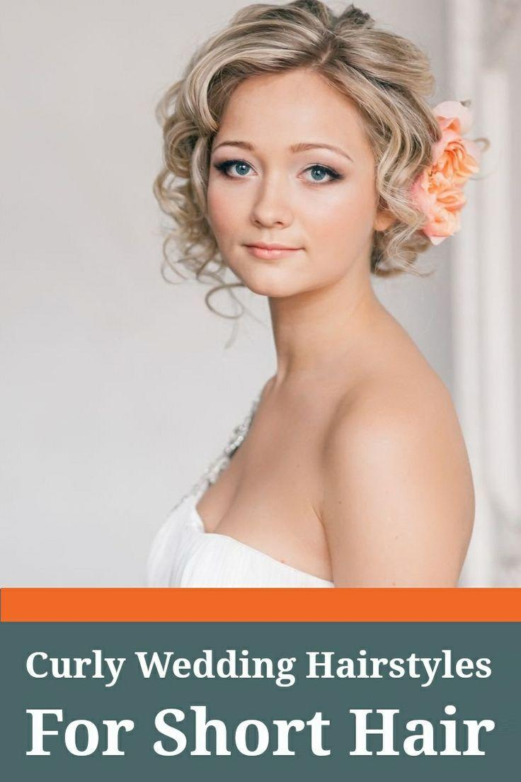 The Best 18 Perfect Curly Wedding Hairstyles Pretty Designs Pictures