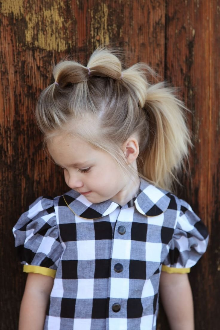The Best 17 Super Cute Hairstyles For Little Girls Pretty Designs Pictures