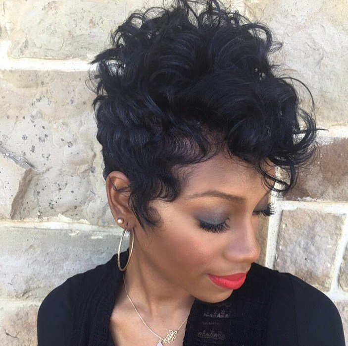 The Best 21 Gorgeous Short Pixie Cuts With Bangs Pretty Designs Pictures