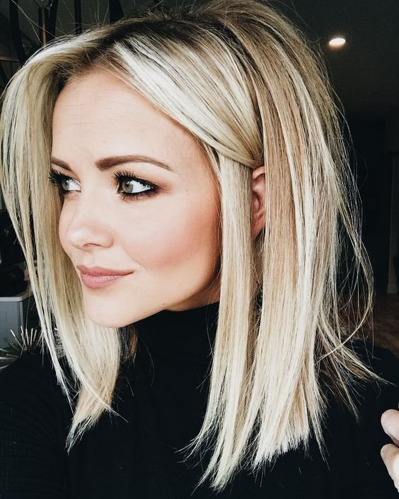 The Best Long Bob Hairstyles And Style Tips – Progression By Design Pictures