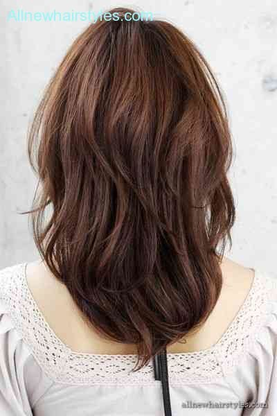The Best Layered Haircuts Back View Allnewhairstyles Com Pictures