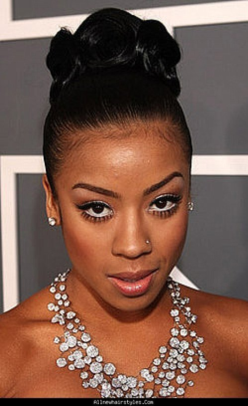The Best Black Wedding Hairstyles Allnewhairstyles Com Pictures