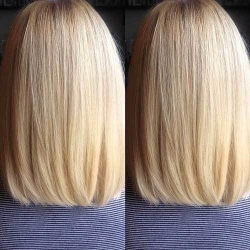 The Best 15 Long Bob Haircuts Back View Bob Hairstyles 2018 Pictures