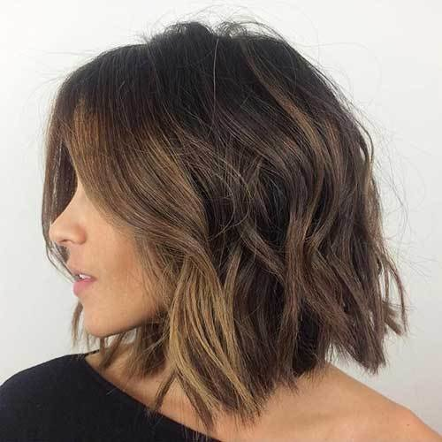 The Best Stylish Bob Hairstyles For Thick Hair Bob Hairstyles Pictures