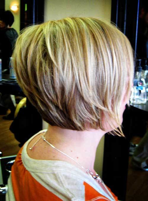 The Best 20 Best Stacked Layered Bob Bob Hairstyles 2018 Short Pictures