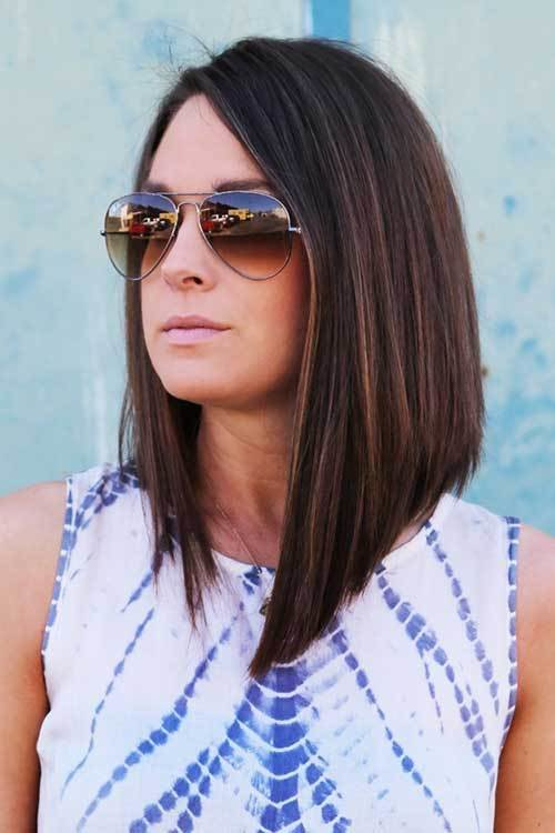 The Best 20 Long Bobs Hairstyles 2014 2015 Bob Hairstyles 2018 Pictures
