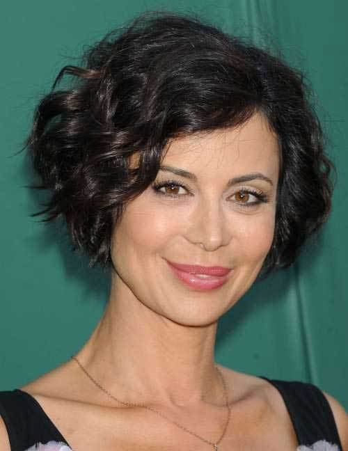 The Best 20 Curly Short Bob Hairstyles Bob Hairstyles 2018 Short Hairstyles For Women Pictures